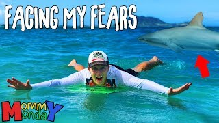 Conquering My Worst Fear || Mommy Monday
