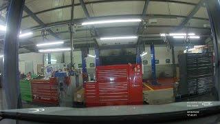 Dashcam Catches Mechanics Breaking Car
