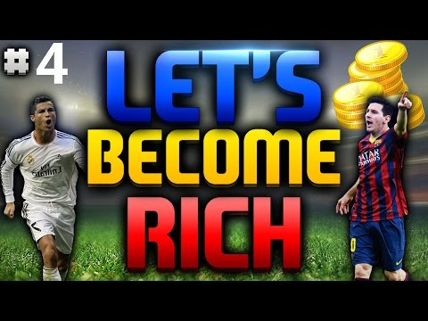 FIFA 15 | Let's Become Rich | Over 100K Profit #4