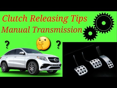 clutch releasing how to release clutch smoothly!!!!! (L#4) URDU/HINDI