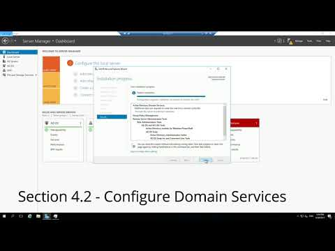 Create Cloud Based Domain Controller