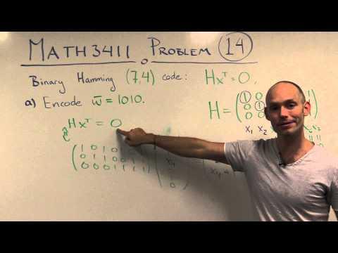 MATH3411 Problem 14