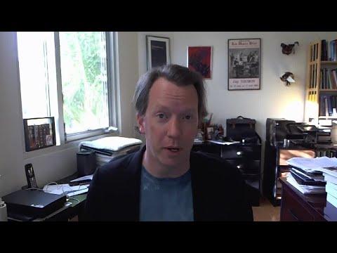Sean Carroll : The many worlds of Quantum Physics