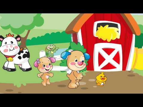 Laugh & Learn™ Cartoon for Babies: Let's Go to the Farm