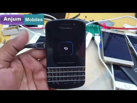 How To Bypass Blackberry Models OS 10.3.3 Anti Theft Protection ID New Method 100% DONE 2017/2018