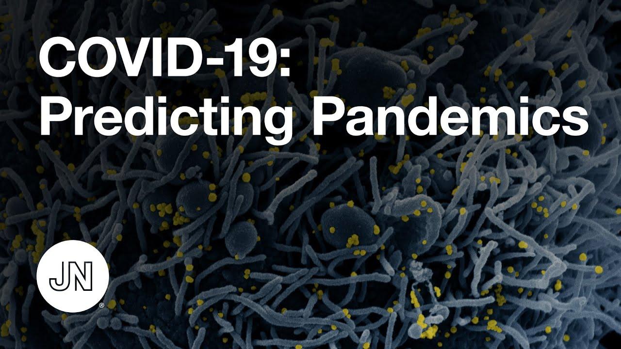 Coronavirus Q&A: Predicting Pandemics