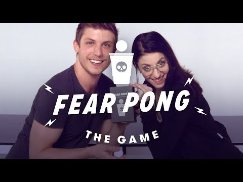 Fear Pong is a Game Now! | Fear Pong | Cut