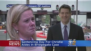 Sentencing Day For Christie Aides In