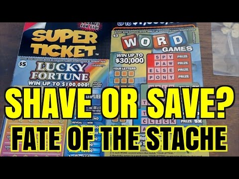 MUST WIN $200+ !!! FATE OF THE STACHE