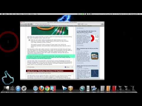 60 Seconds How To Create A Snippet Inside Mac OS X Lion