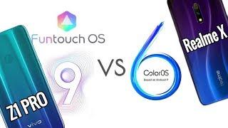 MiUi vs  EMUI vs  color OS vs  Oxygen OS vs  FUNTOUCH OS