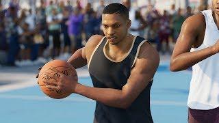 NBA Live 18 The One - Venice Beach Defense!