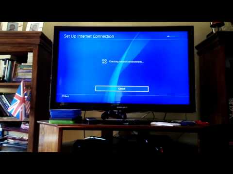 How to install new PS4 Hard drive and software