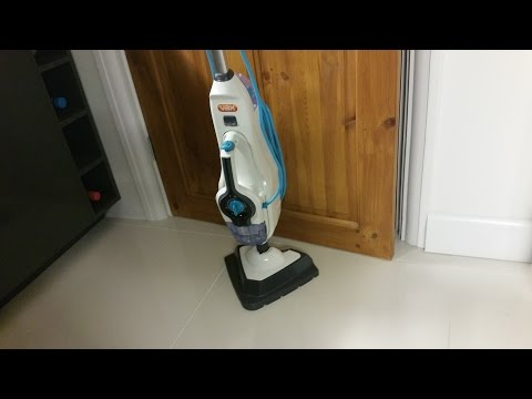 Unboxing Vax S86-SF-C Steam Fresh Combi Multifunction Steam Cleaner in HD 1080p