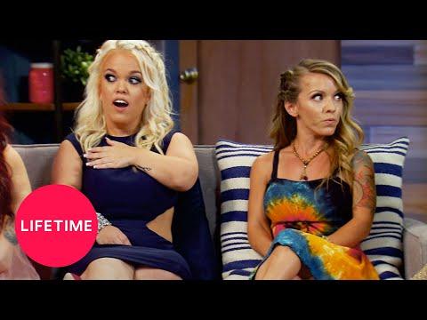 Little Women: Dallas - Caylea and Tori Fight Over D'Quan, Part 1 (Season 2 Reunion) | Lifetime