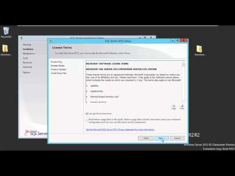 SQL Server 2012 Failover  clustering