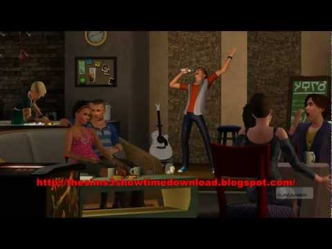 The Sims™ 3 Showtime Demo PC Download