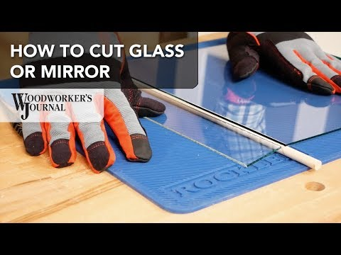 How to Cut Glass or Mirror
