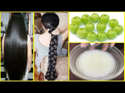 How To Grow Long & Thicken Hair With Amla | Fast HAIR GROWTH | Stop HAIR LOSS Completely