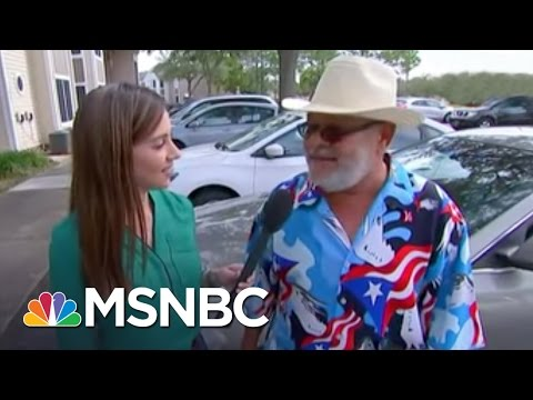 Puerto Rican Families In Florida Could Swing The Election | MSNBC