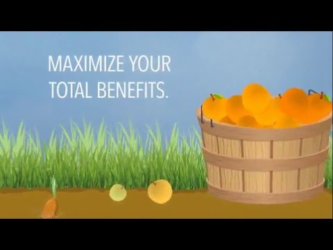 A Fruitful Retirement: Your Social Security Benefit