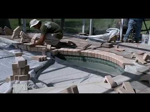 How To Install A Paver Pool Deck