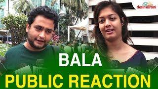 Bala Public Reaction | Ayushmann Khurrana, Bhumi, Yami | Dinesh Vijan | Amar Kaushik