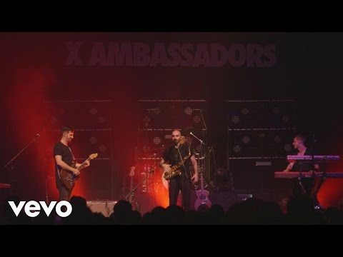 X Ambassadors - Naked (Live On The Honda Stage At The Fonda Theater)