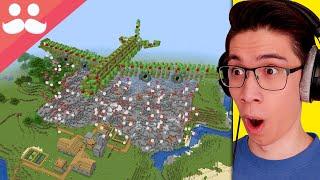 Testing Mumbo Jumbo's Minecraft Hacks To See If They Work!