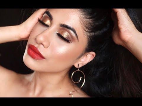 Major glam using MAC X PATRICKSTARRR collection ! | Malvika Sitlani