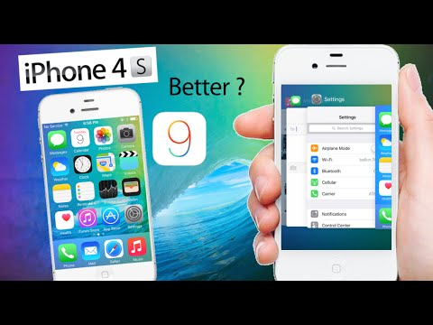 iOS 9 on iPhone 4s Better performance ?