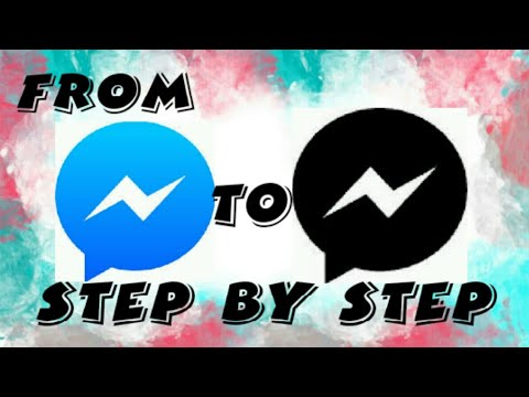 How to Get Black Messenger 2018|StepbyStep|