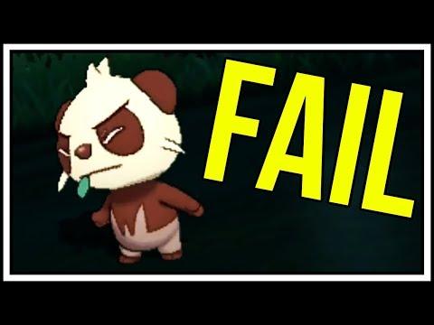 *ALERT* Bad Shiny Hunter! Shiny Pancham FAIL in Pokemon Ultra Sun