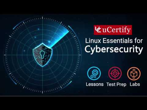 Linux Essentials for Cybersecurity Pearson uCertify Course and Labs