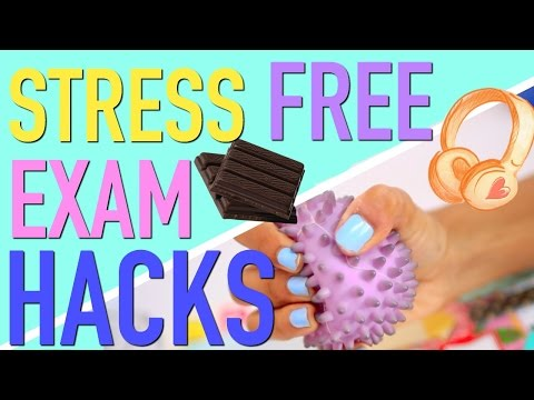 BE STRESS FREE DURING EXAMS!!!! | 10 Ways To NOT GET STRESSED! | DON'T PANIC!!!