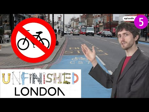Why Isn't Cycling Normal in London?
