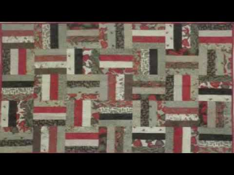 simple quilting patterns beginner rail fence quilt block easy