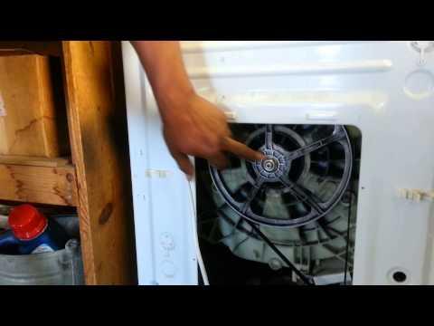 GE washer front loader belt