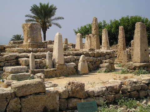 Lost Ancient High Technology Evidence At Byblos In Lebanon