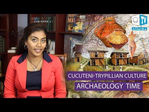 Archaeology Time: Cucuteni - Trypillian Culture. AllatRa TV