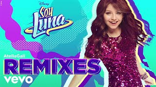 Elenco de Soy Luna - Cuenta Conmigo (AtellaGali Remix/Audio Only)