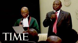 Cyril Ramaphosa Set To Be South Africa