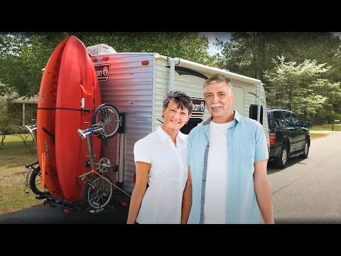 50 Easy & Inexpensive RV Camper Modifications create the perfect camping trailer