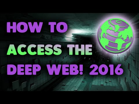 How To Access The Deep Web 2016! (Is it legal?)