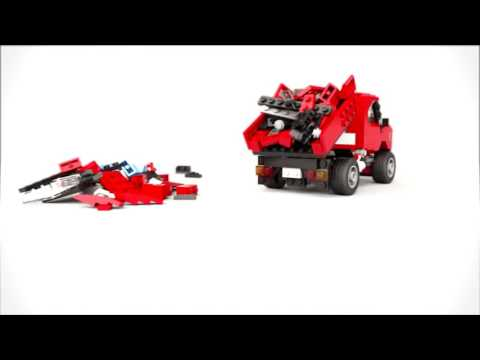 The Lego Build It Book, Amazing Vehicles