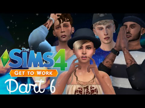 Let's Play: The Sims 4 - Get To Work - Part 6| Kale's Bakery