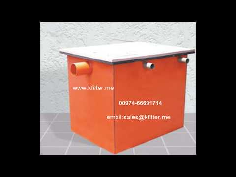 Kitchen Grease Trap and Filter Qatar