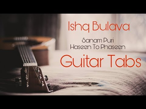 guitar chords mp3: Ishq Bulava Guitar Tabs