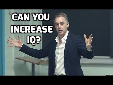Jordan Peterson - Is Increasing IQ Possible?