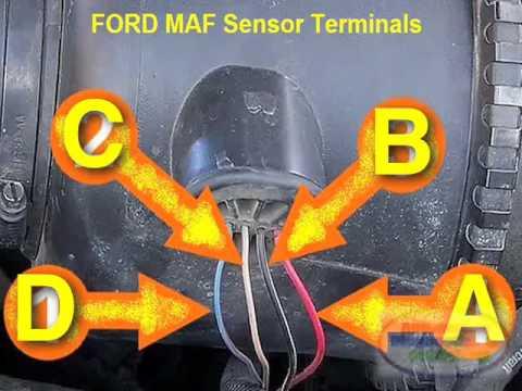 Ford MAF Sensor Testing, 12V Power